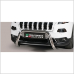 Frontbügel 76mm Jeep New Cherokee ab 2014
